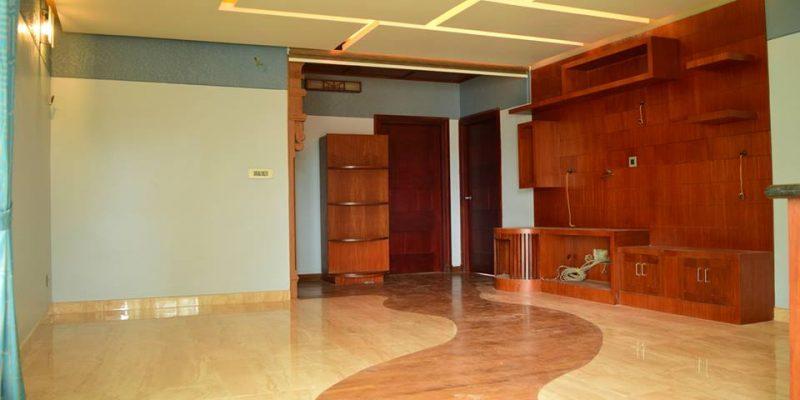 Home Renovation at Uliyakovil Lake View