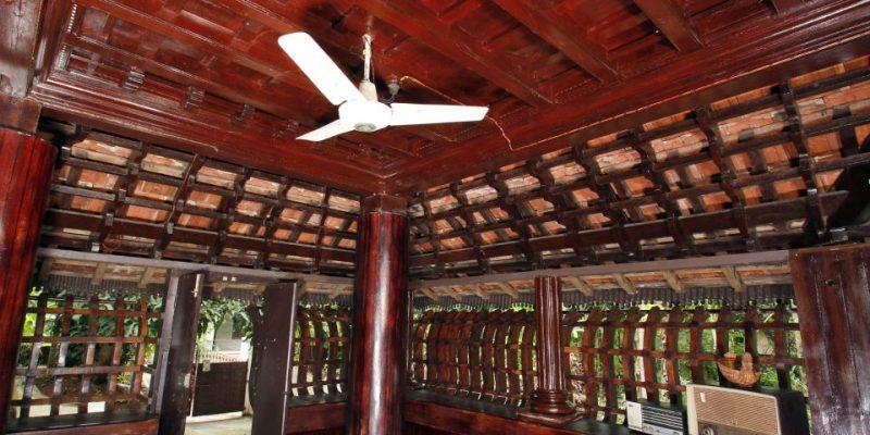 Home Renovation at Anchalumoodu