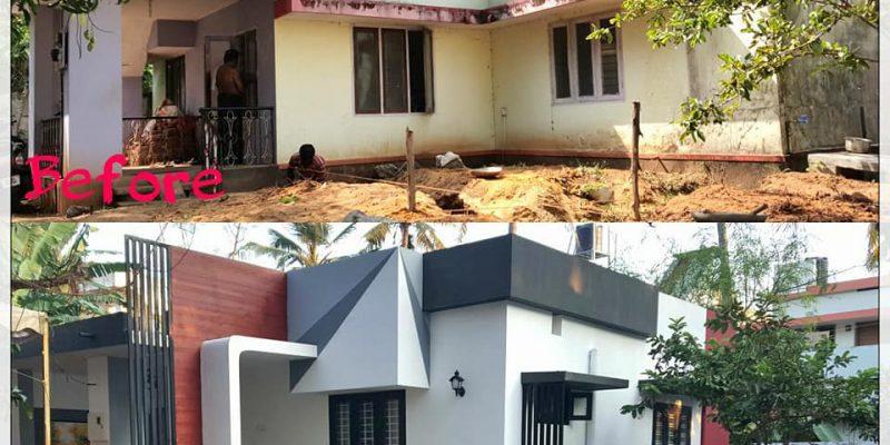 Home Renovation at Polyathodu